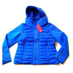 S. Oliver Down Quilted Jacket, Soft Shell and Poly